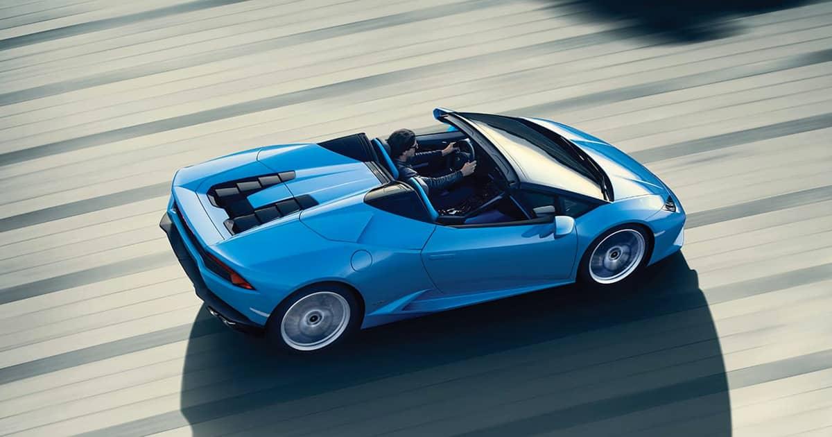Lamborghini Huracán Spyder - Technical Specifications